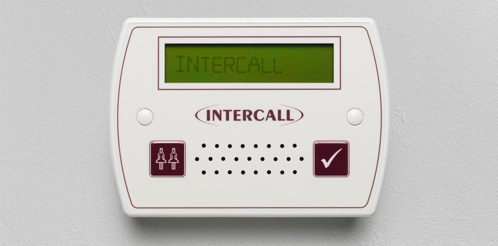 Intercall LCD Display